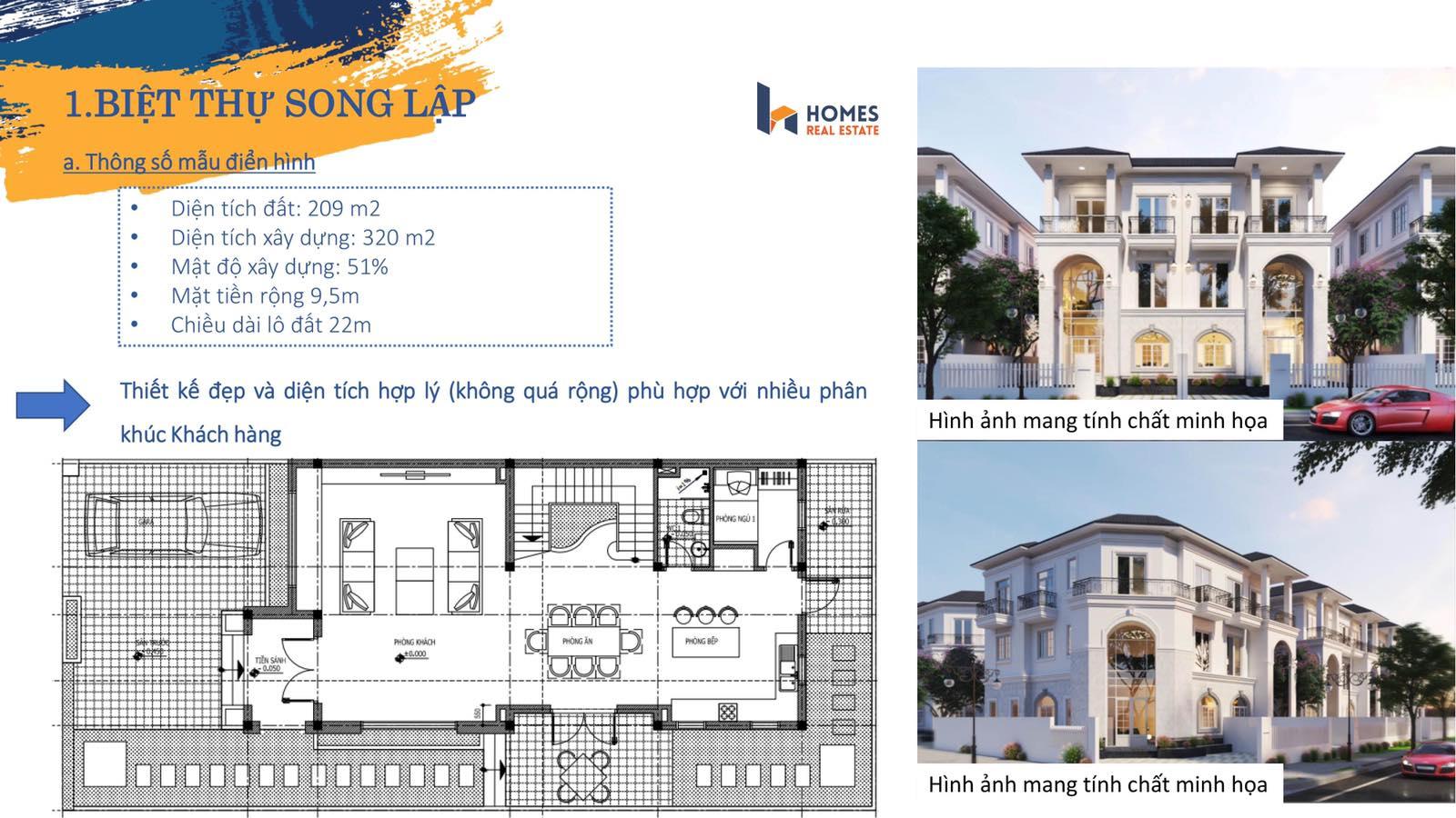 Biệt thự song Lập Vinh Heritage -Mipec Tràng an:sự Lựa chọn hoàn hảo cho  nhà đâu tư thông minh